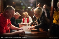 Wojciech Sumliński, Spotkanie autorskie - kkw - 14.02.2019 - sumliński-wrona - foto © l.jaranowski 012